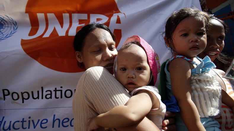 USA stoppen Zahlungen an den UN-Bevölkerungsfonds