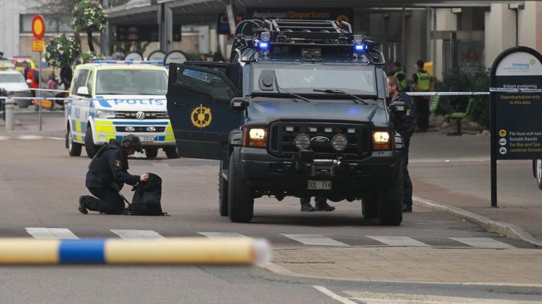 Bombendrohung im schwedischen Luleå - Evakuierungen angeordert
