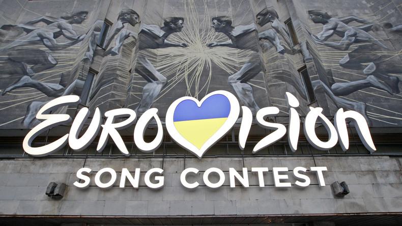 Kiew ruft ESC-Veranstalter auf, sich nicht in die inneren Angelegenheiten des Landes einzumischen