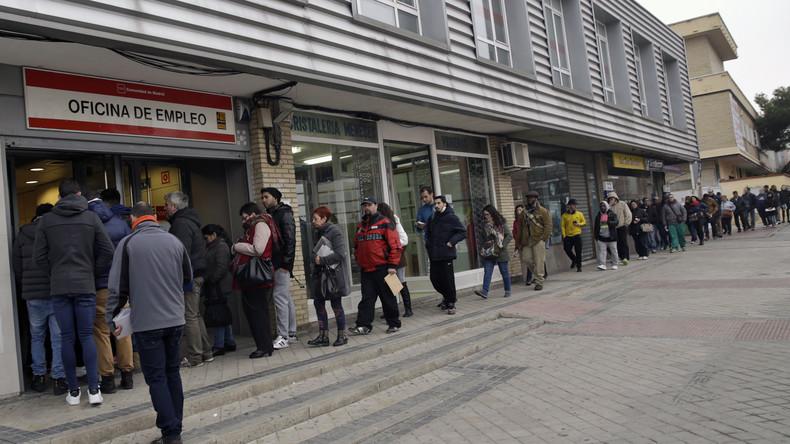 """""""EU-Job-Garantie"""": Milliardeninvestitionen und Eigenlob helfen nicht gegen Jugendarbeitslosigkeit"""