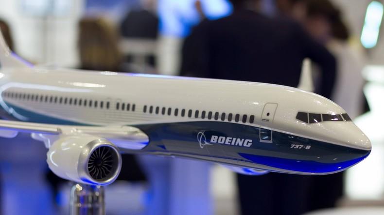 Boeing verkauft 30 Maschinen für drei Milliarden US-Dollar an den Iran