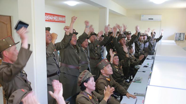 Erneuter Nordkoreanischer Raketentest