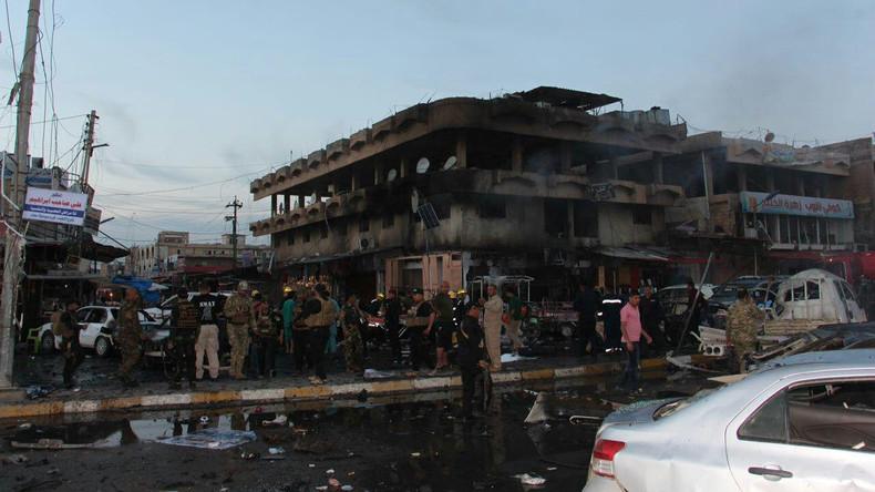 Mindestens 26 Tote und 40 Verletzte durch IS-Angriff im Irak