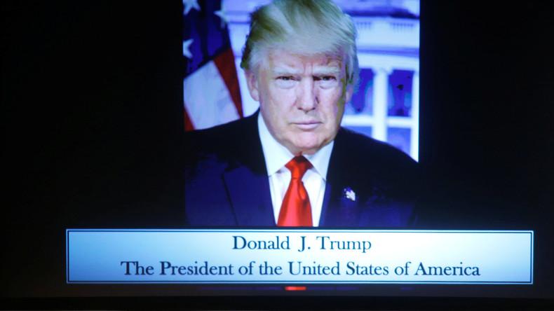 IS-Führung wendet sich an Donald Trump