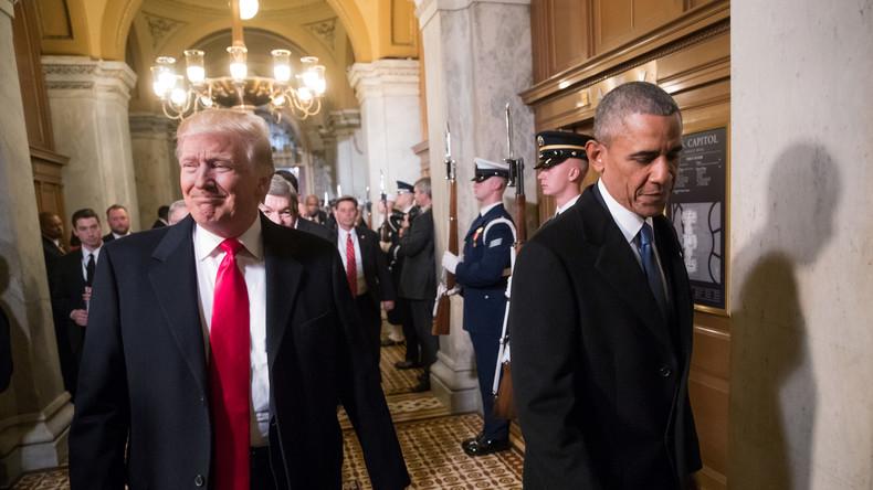 Trump scheint doch Recht zu behalten: Medien versuchen Abhörskandal durch Obama-Team zu vertuschen