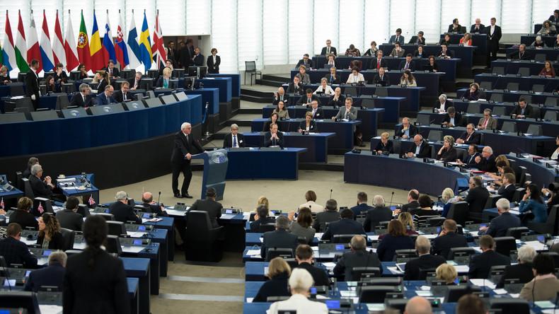 EU-Parlament einigt sich mit breiter Mehrheit auf Brexit-Position