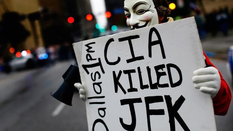"""Jahrestag einer Keule: Wie die CIA vor 50 Jahren den Begriff """"Verschwörungstheoretiker"""" erfand"""