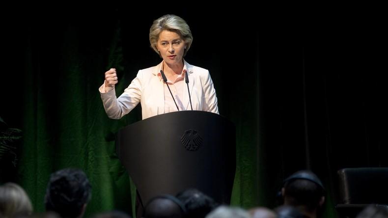 Ursula von der Leyen plädiert für Offensivverteidigung bei Cyber-Angriffen