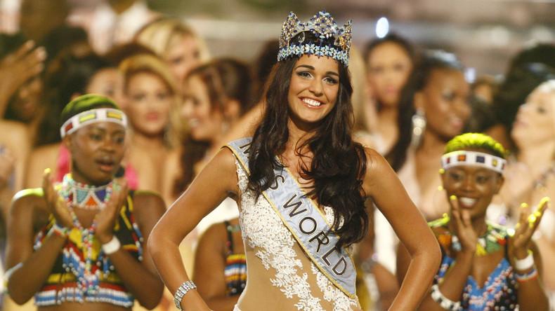 Miss World 2009 zur Bürgermeisterin von Gibraltar gewählt