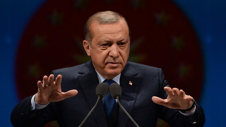 Manbidsch und Rakka: Recep Tayyip Erdoğan nennt neue Ziele der türkischen Armee in Syrien