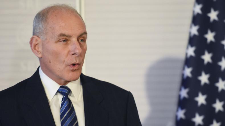 US-Heimatschutzminister: Illegale Einwanderung auf niedrigstem Stand seit 17 Jahren