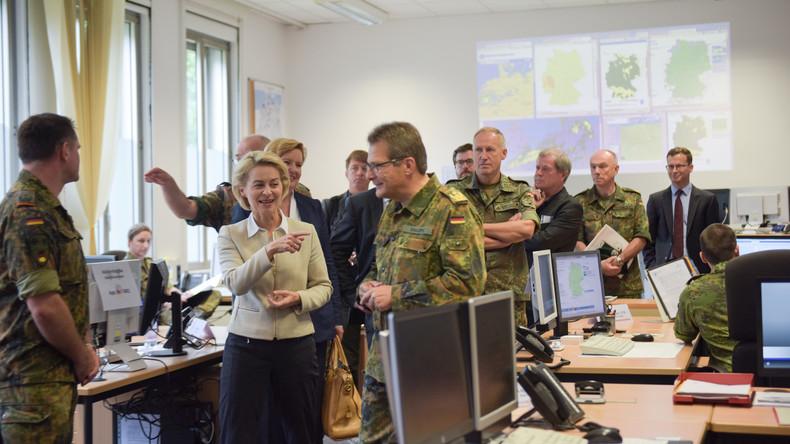 Von der Leyens Cyber-Armee: Angriff ist die beste Verteidigung