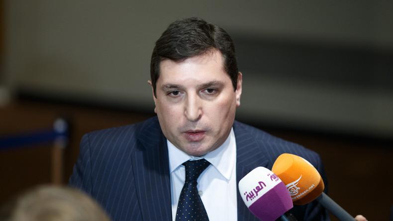 Stellvertretender russischer UN-Botschafter: Syrien-Resolution ist unausgewogen und unverantwortlich
