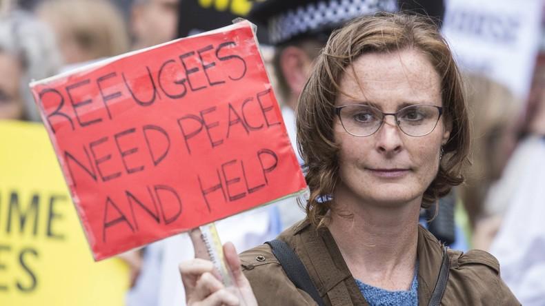 Großbritannien stellt eine Milliarde Pfund für Aufnahme syrischer Flüchtlinge bereit