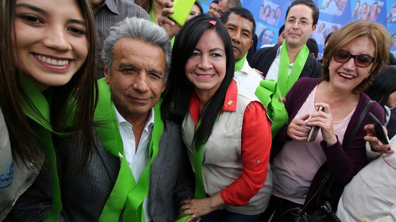 Ecuador: Sieg Morenos bei Stichwahl von Wahlkommission bestätigt