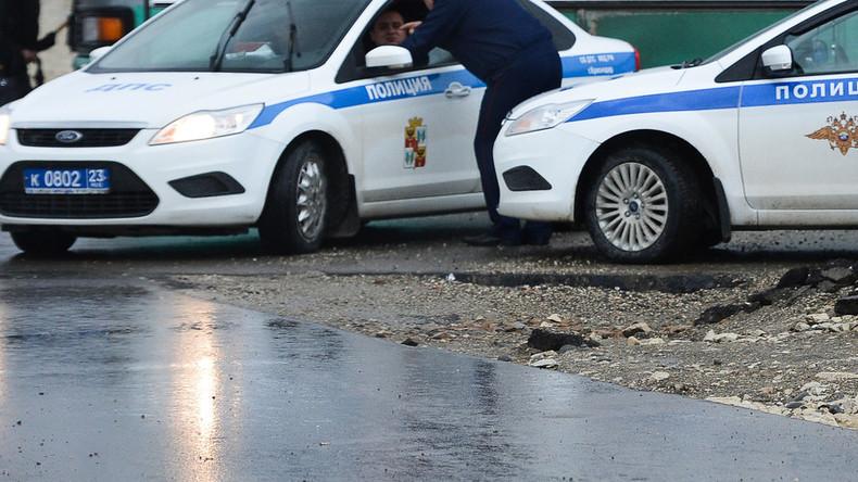 Russland: Explosion nahe einer Schule in Rostow am Don - Eine Person verletzt