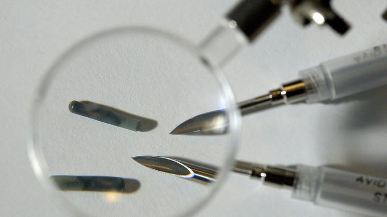 Schwedische Avantgarde: Die Mitarbeiter von morgen tragen implantierte Mikrochips