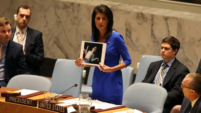 """US-Botschafterin bei den UN: """"Es gibt Zeiten, in denen eigenständig gehandelt werden muss"""""""