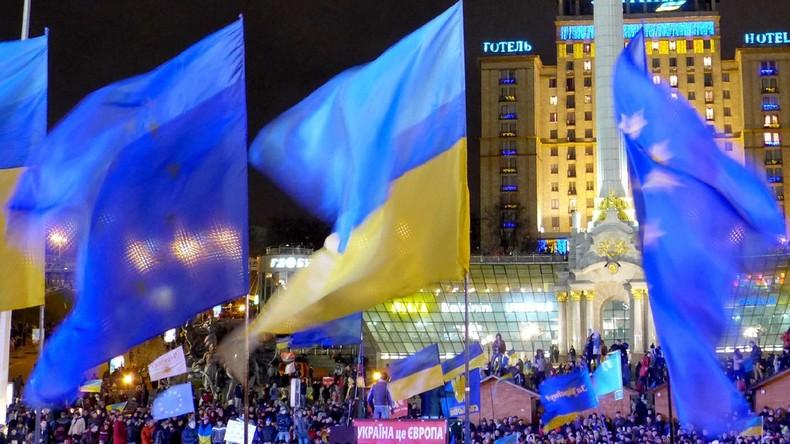 EU wird Euroreform-Propaganda in der Ukraine finanzieren