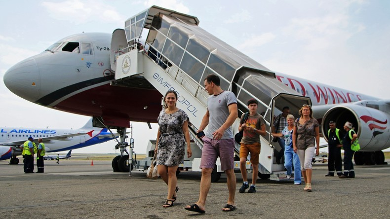 Russlands Regierung lockt Urlauber mit Billigtickets zu Krim-Reisen