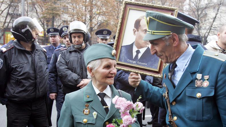 """""""Helden des Befreiungskampfes"""" - Renten-Zuschläge für ukrainische Nazi-Kollaborateure"""