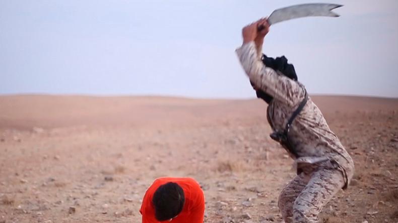 Größter IS-Gewaltakt an Zivilisten in Syrien - 33 Menschen hingerichtet