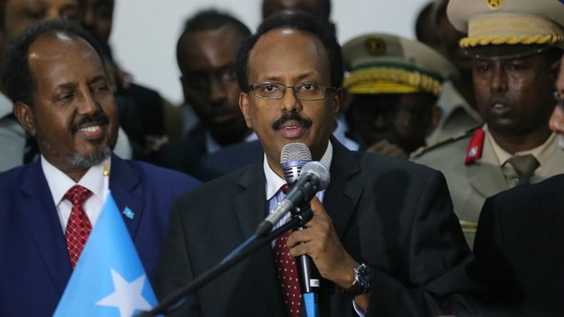 Somalischer Präsident bietet Terroristen Amnestie an