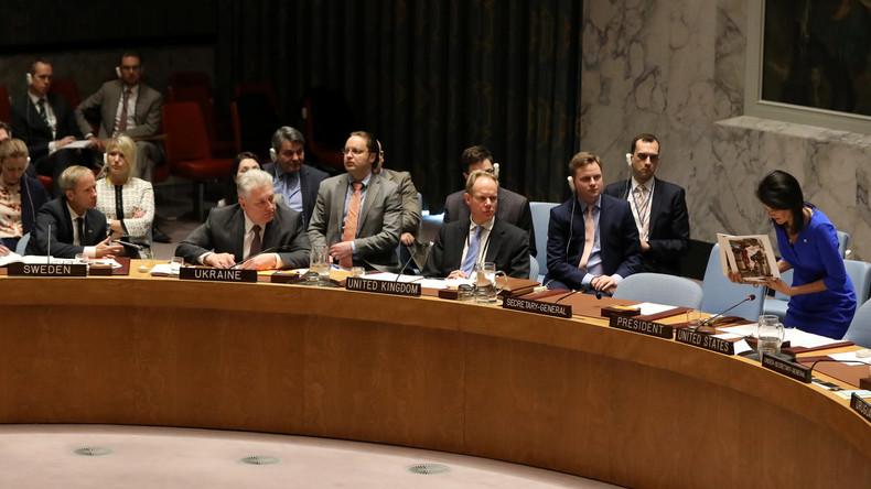 Giftgasangriff in Syrien: Vorverurteilungen statt unabhängiger Untersuchung