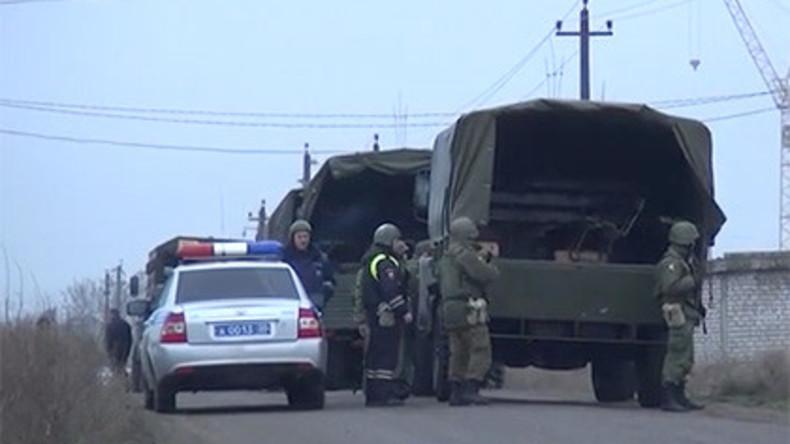 IS bekennt sich zur Erschießung von Polizisten in Astrachan