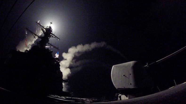 Internationale Reaktionen nach US-Angriff auf syrische Militärbasis