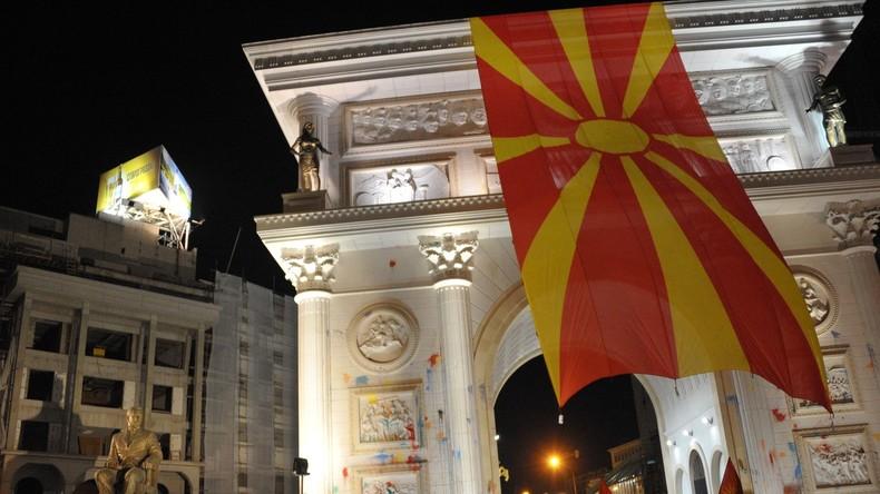 Kampf um Mazedonien: EU will albanische Minderheit des Landes instrumentalisieren