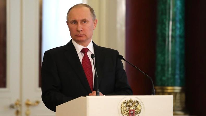 """Kreml-Erklärung zu US-Angriff in Syrien: """"Gegen das Völkerrecht und unter weit hergeholtem Vorwand"""""""