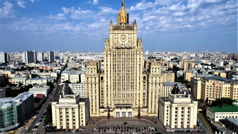 Russisches Außenminsiterium