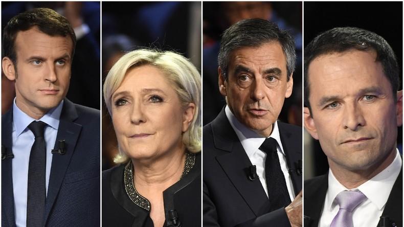US-Angriff auf Syrien spaltet französische Präsidentschaftskandidaten
