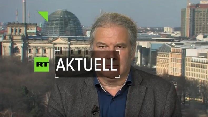 """Abgeordneter Andrej Hunko (DIE LINKE) zu US-Angriff: """"Unverantwortliches Handeln ohne Beweise"""""""