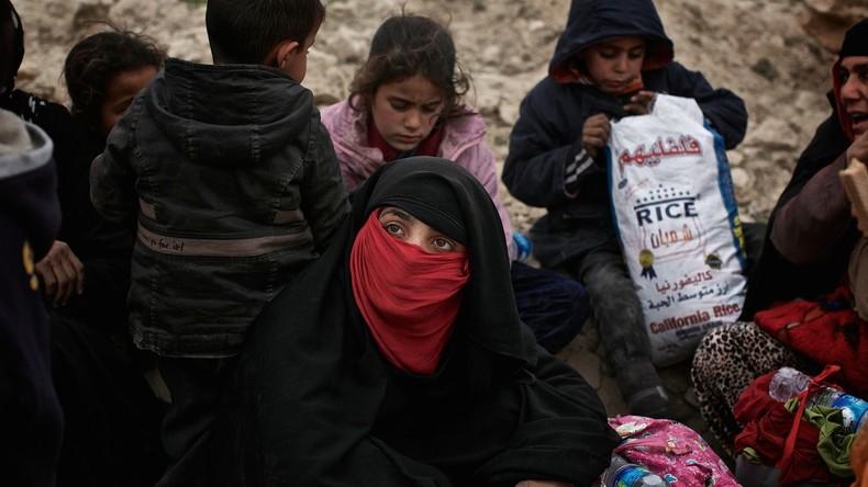 IS richtet 140 Zivilisten in Mossul hin