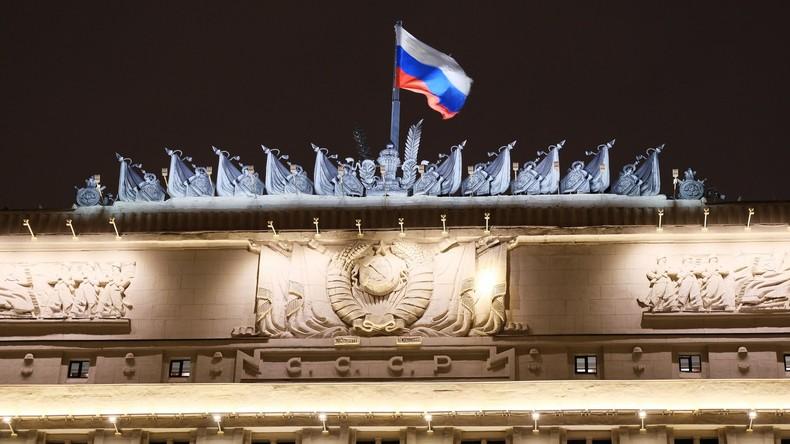 Russisches Verteidigungsministerium stellt Hotline-Kanäle mit Pentagon in Syrien ein