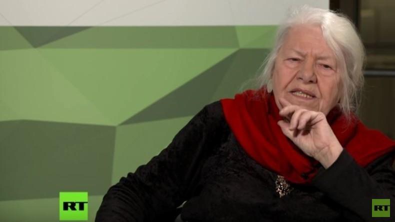 Deutschlands dienstälteste Friedensaktivistin Laura von Wimmersperg: 40 Jahre voller Einsatz