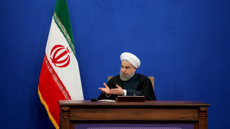 Teheran fordert unabhängige Untersuchung von Giftgas-Einsatz in Syrien