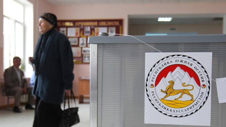 Südossetien wählt Staatschef