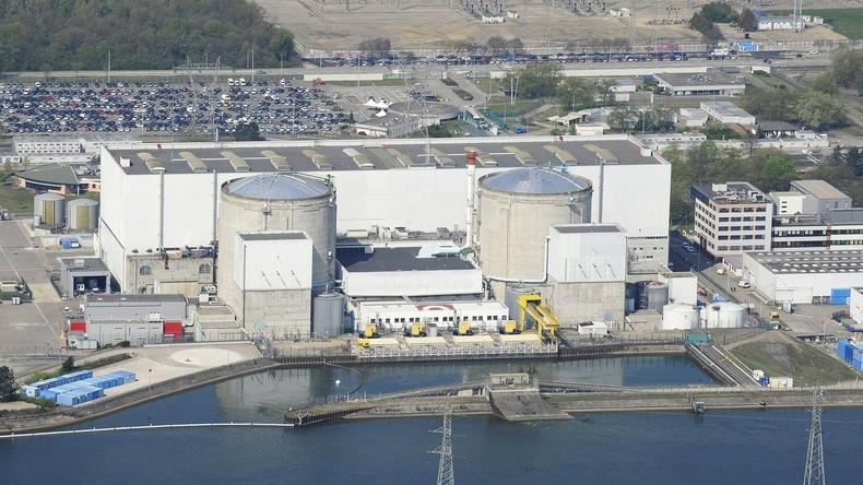 Frankreich besiegelt Schließung von Atomkraftwerk Fessenheim