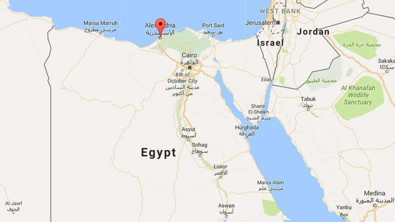 Tote und Verletzte bei Explosion vor Kirche in Alexandria
