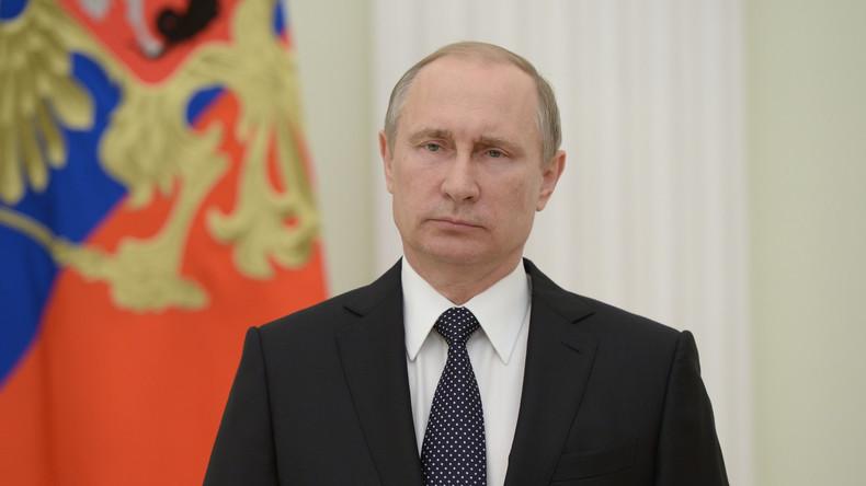 Wladimir Putin kondoliert seinem ägyptischen Amtskollegen zum Terroranschlag in Tanta