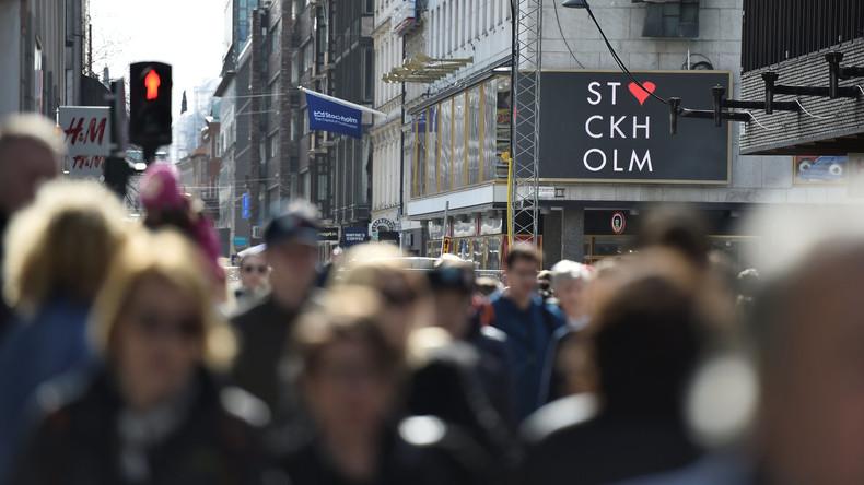 Schwedische Polizei nimmt zweite Person nach Lkw-Anschlag in Stockholm fest