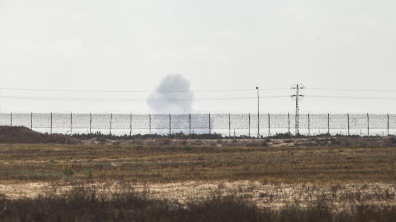 Von Sinai aus Rakete auf Südisrael abgefeuert
