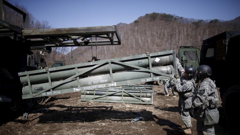 Nach Trumps Bomben auf Syrien: Südkoreaner fürchten neuen Krieg auf der Halbinsel
