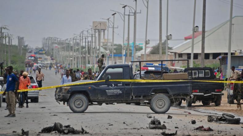 Selbstmordanschlag in Ausbildungslager der somalischen Streitkräfte – mindestens zehn Tote