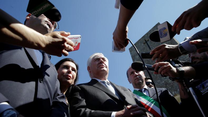 Hoffen auf Klarheit der amerikanischen Syrien-Politik: G7-Gipfel in Italien