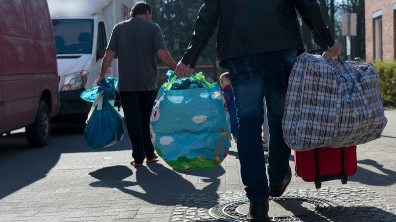 Deutschland empfängt über 47.000 Asylsuchende seit Jahresanfang