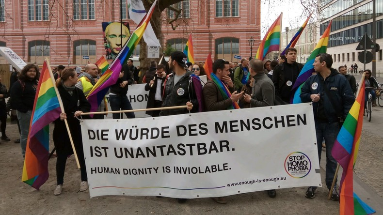 Enough is Enough: Verein für LGBT-Rechte agiert als Werkzeug transatlantischer Interessengruppen